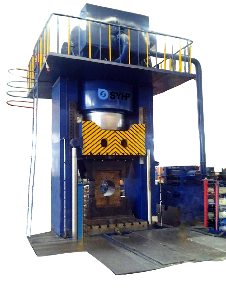 Steel Wire Rope Press