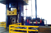 YR26 Steel Wire Rope Sling Hydraulic Swaging Press