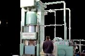 YR99 Titanium sponge electrode hydraulic presses