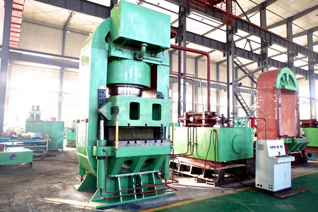 6000 ton press