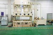 Hydraulic Press for Bullet Proof and Composite Material Moulding