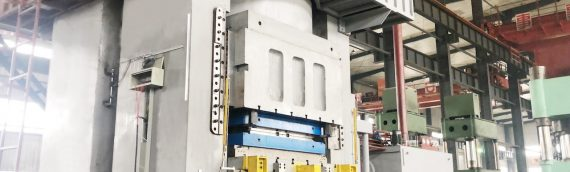 30000 ton hydraulic press produced qualified heat exchanger plate in SYHP